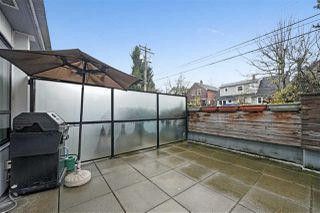 "Photo 13: 102 2858 W 4TH Avenue in Vancouver: Kitsilano Condo for sale in ""KITSWEST"" (Vancouver West)  : MLS®# R2419407"