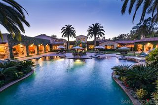 Main Photo: RANCHO SANTA FE House for sale : 10 bedrooms : 6314 El Apajo in San Diego