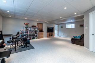 Photo 21: 21 FOXBORO Lane: Sherwood Park House for sale : MLS®# E4186652