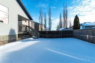 Photo 32: 21 FOXBORO Lane: Sherwood Park House for sale : MLS®# E4186652