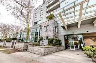 Main Photo: 606 560 CARDERO Street in Vancouver: Coal Harbour Condo for sale (Vancouver West)  : MLS®# R2436763