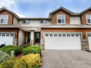 "Photo 2: 33 7475 GARNET Drive in Chilliwack: Sardis West Vedder Rd Townhouse for sale in ""SILVER CREEK ESTATES"" (Sardis)  : MLS®# R2457089"