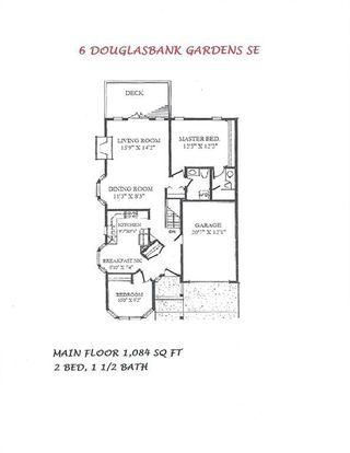 Photo 3: 6 DOUGLASBANK Garden SE in Calgary: Douglasdale/Glen Semi Detached for sale : MLS®# C4300216