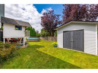 """Photo 36: 11837 190TH Street in Pitt Meadows: Central Meadows House for sale in """"Pitt Meadows"""" : MLS®# R2470340"""