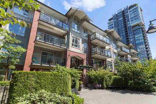 "Main Photo: 409 200 CAPILANO Road in Port Moody: Port Moody Centre Condo for sale in ""SUTER BROOK"" : MLS®# R2476485"