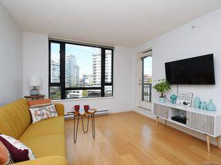 Photo 2: 601 751 Fairfield Rd in Victoria: Vi Downtown Condo Apartment for sale : MLS®# 838043