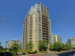 Photo 1: 601 751 Fairfield Rd in Victoria: Vi Downtown Condo Apartment for sale : MLS®# 838043