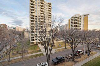 Photo 24: 501 11503 100 Avenue in Edmonton: Zone 12 Condo for sale : MLS®# E4220092