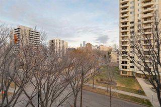 Photo 23: 501 11503 100 Avenue in Edmonton: Zone 12 Condo for sale : MLS®# E4220092