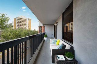 Photo 22: 501 11503 100 Avenue in Edmonton: Zone 12 Condo for sale : MLS®# E4220092