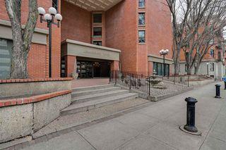 Photo 2: 501 11503 100 Avenue in Edmonton: Zone 12 Condo for sale : MLS®# E4220092