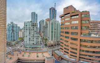 """Photo 2: 1508 1189 HOWE Street in Vancouver: Downtown VW Condo for sale in """"GENESIS"""" (Vancouver West)  : MLS®# R2528106"""