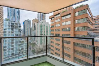 """Photo 19: 1508 1189 HOWE Street in Vancouver: Downtown VW Condo for sale in """"GENESIS"""" (Vancouver West)  : MLS®# R2528106"""