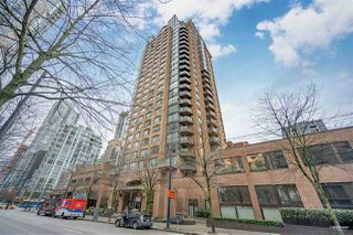 """Main Photo: 1508 1189 HOWE Street in Vancouver: Downtown VW Condo for sale in """"GENESIS"""" (Vancouver West)  : MLS®# R2528106"""