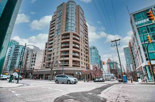 "Main Photo: 207 789 DRAKE Street in Vancouver: Downtown VW Condo for sale in ""CENTURY TOWER"" (Vancouver West)  : MLS®# R2529340"