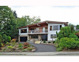 "Photo 1: 9140 WILBERFORCE Street in Burnaby: The Crest House for sale in ""THE CREST"" (Burnaby East)  : MLS®# V790163"
