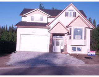"Photo 1: 6027 AMAR Court in Prince George: Hart Highlands House for sale in ""HART HIGHLANDS"" (PG City North (Zone 73))  : MLS®# N196752"