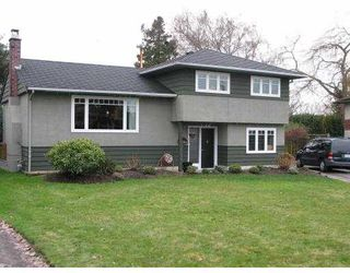 Photo 1: 3700 TINMORE Place in Richmond: Seafair House for sale : MLS®# V801593