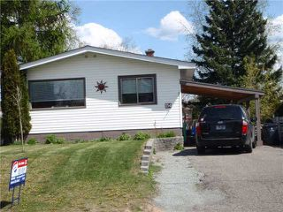 """Photo 1: 154 N LYON Street in Prince George: Quinson House for sale in """"QUINSON/SPRUCELAND"""" (PG City West (Zone 71))  : MLS®# N206792"""
