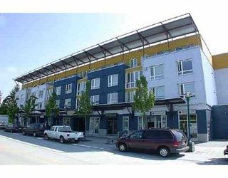 "Photo 1: 1163 THE HIGH Street in Coquitlam: North Coquitlam Condo for sale in ""THE KENSINGTON"" : MLS®# V621194"