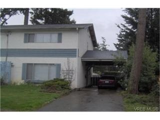 Photo 1:  in VICTORIA: Co Hatley Park Half Duplex for sale (Colwood)  : MLS®# 425709