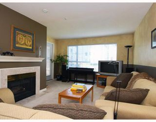 "Photo 2: 203 2990 PRINCESS Crescent in Coquitlam: Canyon Springs Condo for sale in ""THE MADISON"" : MLS®# V762768"