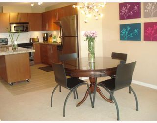 """Photo 4: 404 2138 MADISON Avenue in Burnaby: Brentwood Park Condo for sale in """"RENAISSANCE MOSAIC"""" (Burnaby North)  : MLS®# V772409"""