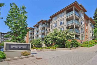"Photo 1: 508 1679 LLOYD Avenue in North Vancouver: Pemberton NV Condo for sale in ""District Crossing"" : MLS®# R2404756"