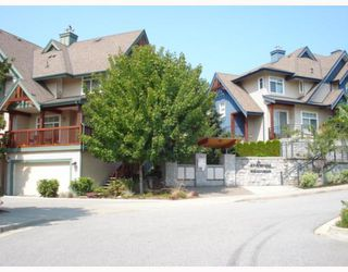 "Photo 5: 60 50 PANORAMA Place in Port_Moody: Heritage Woods PM Townhouse for sale in ""ADVENTURE RIDGE"" (Port Moody)  : MLS®# V780377"