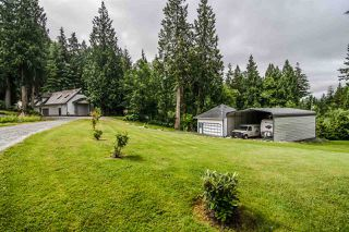 Photo 22: 11482 284 Street in Maple Ridge: Whonnock House for sale : MLS®# R2470512