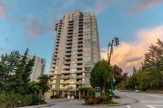 "Main Photo: 1005 295 GUILDFORD Way in Port Moody: North Shore Pt Moody Condo for sale in ""The Bentley"" : MLS®# R2511549"
