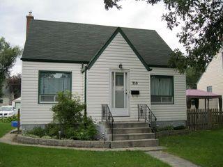 Photo 1: 350 BELVIDERE Street in WINNIPEG: St James Residential for sale (West Winnipeg)  : MLS®# 1017575