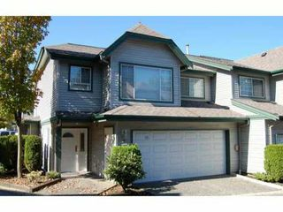 """Photo 1: 26 7465 MULBERRY Place in Burnaby: The Crest Townhouse for sale in """"SUNRIDGE"""" (Burnaby East)  : MLS®# V851137"""