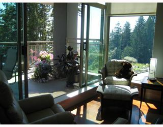 """Photo 10: 503 3335 CYPRESS Place in West_Vancouver: Cypress Park Estates Condo for sale in """"STONE CLIFF"""" (West Vancouver)  : MLS®# V727718"""