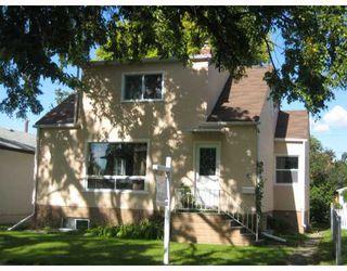 Photo 1: 867 BEACH Avenue in WINNIPEG: East Kildonan Residential for sale (North East Winnipeg)  : MLS®# 2817618