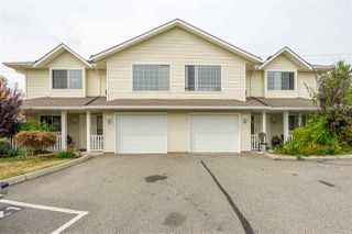 Main Photo: 21 31255 UPPER MACLURE Road in Abbotsford: Abbotsford West Townhouse for sale : MLS®# R2403317