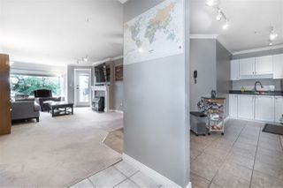 Photo 5: 205 33668 KING Road in Abbotsford: Poplar Condo for sale : MLS®# R2466135