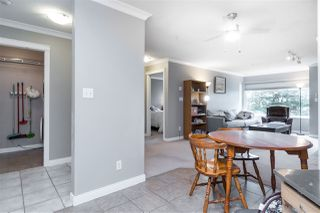 Photo 9: 205 33668 KING Road in Abbotsford: Poplar Condo for sale : MLS®# R2466135