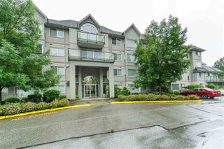 Photo 1: 205 33668 KING Road in Abbotsford: Poplar Condo for sale : MLS®# R2466135