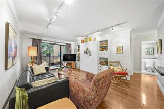 "Main Photo: 202 725 COMMERCIAL Drive in Vancouver: Hastings Condo for sale in ""Place Devito"" (Vancouver East)  : MLS®# R2471685"