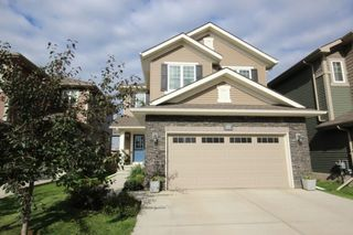 Photo 1: 4312 CRABAPPLE Crescent in Edmonton: Zone 53 House for sale : MLS®# E4210147
