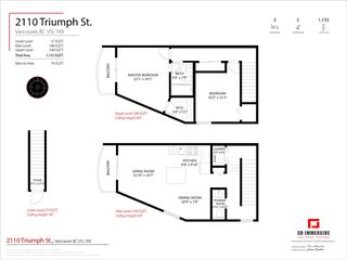 "Photo 30: 2110 TRIUMPH Street in Vancouver: Hastings Townhouse for sale in ""The Triumph"" (Vancouver East)  : MLS®# R2505556"