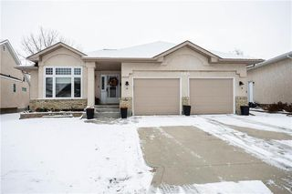 Photo 1: 100 Copperstone Crescent in Winnipeg: Southland Park Residential for sale (2K)  : MLS®# 202026989