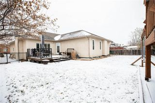 Photo 43: 100 Copperstone Crescent in Winnipeg: Southland Park Residential for sale (2K)  : MLS®# 202026989