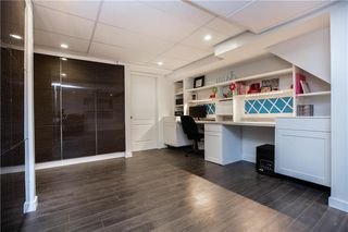 Photo 36: 100 Copperstone Crescent in Winnipeg: Southland Park Residential for sale (2K)  : MLS®# 202026989