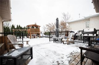 Photo 41: 100 Copperstone Crescent in Winnipeg: Southland Park Residential for sale (2K)  : MLS®# 202026989