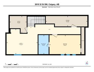 Photo 46: 2618 32 Street SW in Calgary: Killarney/Glengarry Semi Detached for sale : MLS®# A1049131
