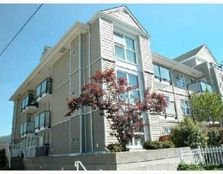 "Photo 1: 311 1519 GRANT Avenue in Port Coquitlam: Glenwood PQ Condo for sale in ""THE BEACON"" : MLS®# V807570"