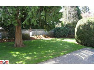 "Photo 2: 13830 20TH Avenue in Surrey: Sunnyside Park Surrey House for sale in ""BELL PARK"" (South Surrey White Rock)  : MLS®# F1010180"