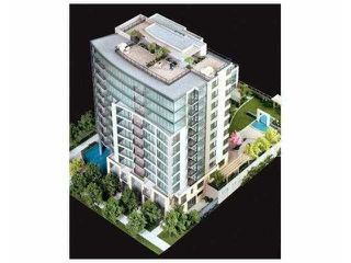 "Main Photo: 801 1690 W 8TH Avenue in Vancouver: Fairview VW Condo for sale in ""MUSEE"" (Vancouver West)  : MLS®# V824789"